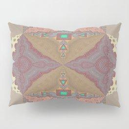 Pallid Minty Pattern 6 Pillow Sham