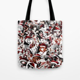 Christmas hentai Tote Bag