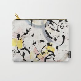 Jumpingly Unsure Carry-All Pouch