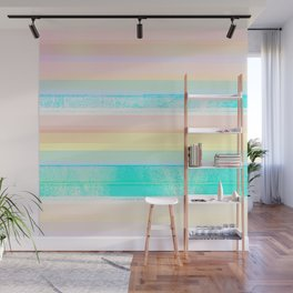 Faded Vintage Color Wall Mural