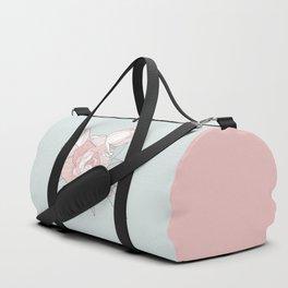 GARDENIA - Mint Duffle Bag