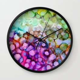 INK #5 Wall Clock