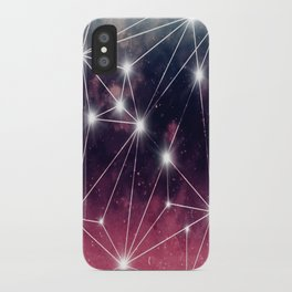 Star Path iPhone Case