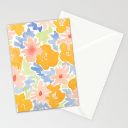 Spring Floral Stationery Cards