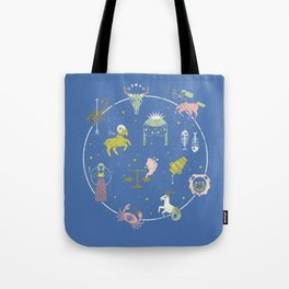 Strange Fortunes: Dreamscape Tote Bag