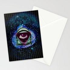 Space Eye Stationery Cards