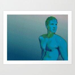 Stephan Art Print