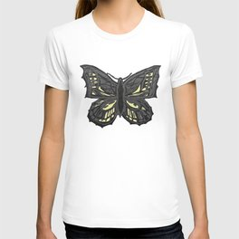 The Beauty in You - Butterfly #1 #drawing #decor #art #society6 T-shirt