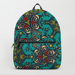 Batik Style 11 Backpack