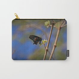 Spicebush Swallowtail I Carry-All Pouch