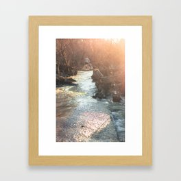 Belle Isle-Richmond Framed Art Print