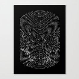 Infinite Inevitable Canvas Print