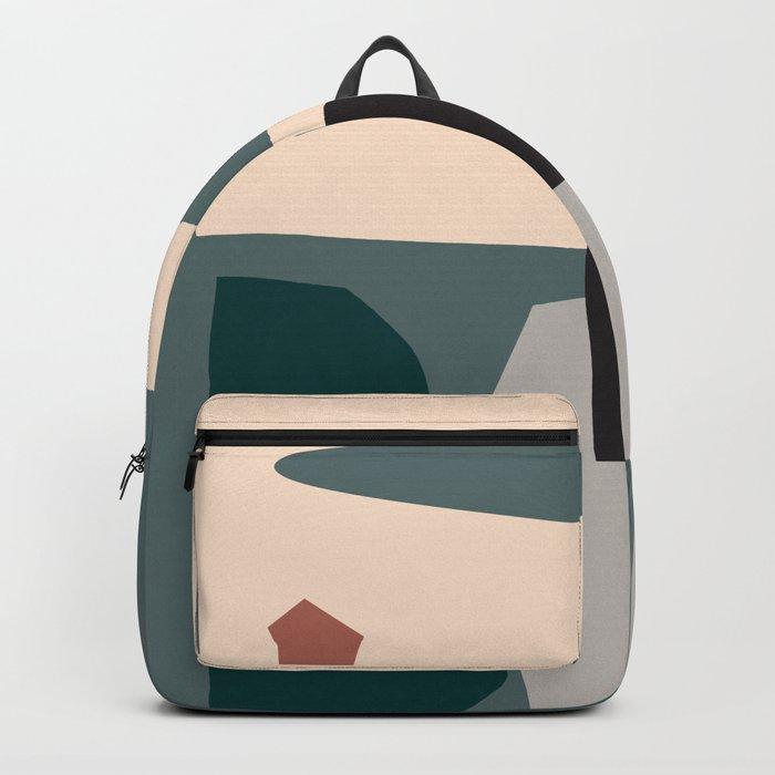 // Shape study #21 Backpack