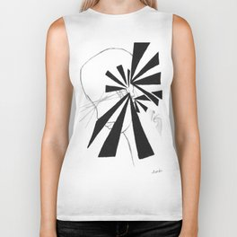 Ears by riendo Biker Tank