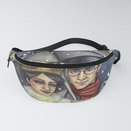 Christmas Eve Fanny Pack