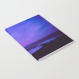 Dusk Light Leak Notebook