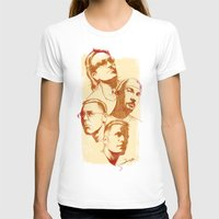 u2 T-shirts featuring U2 - Série Ouro by Renato Cunha