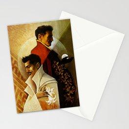 Gemini Zodiac Sign Dorian Pavus Stationery Cards