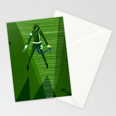 The Gloves Come Off Stationery Cards