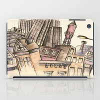 architect iPad Cases featuring To Be An Architect by Andrew Preble