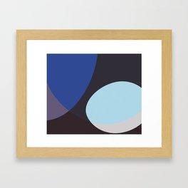 Black Pearls Framed Art Print