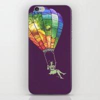 carpe iPhone & iPod Skins featuring Carpe Diem by Enkel Dika