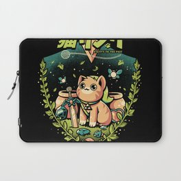 A Kitty to the past Laptop Sleeve