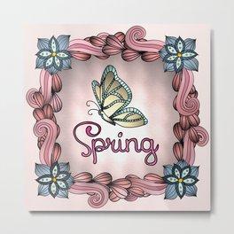 Spring Time Metal Print