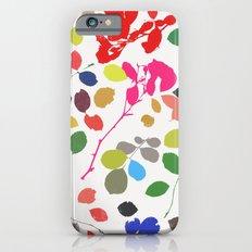wildrose 1 iPhone 6s Slim Case