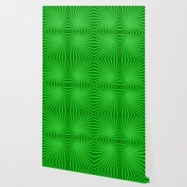 Green swirls Wallpaper