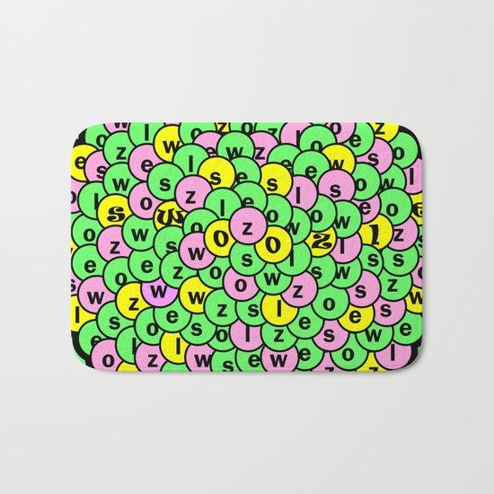 Swoozle Clusterfunk Bath Mat