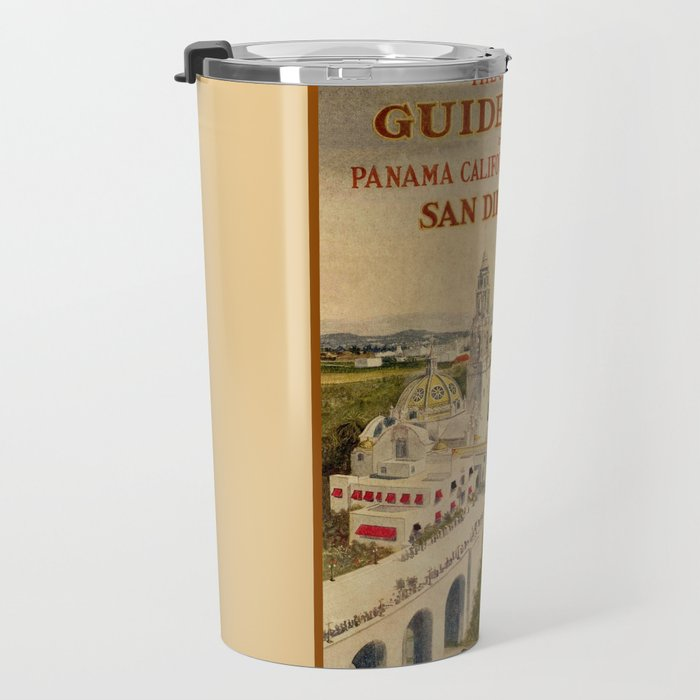 1915 Panama–California Exposition Travel Mug