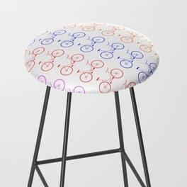 Bike 2, Vector, Design Bar Stool