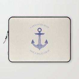 Smooth Sea Laptop Sleeve