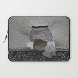 plaster cracks Laptop Sleeve