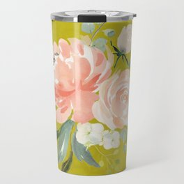 Wild Flower Travel Mug