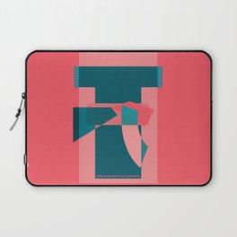 """筒袖 (Kimono) - (della serie """"La Teoria del Colore"""") Laptop Sleeve"""