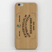 luigi iPhone & iPod Skins featuring LUIGI BOARD by Josh LaFayette