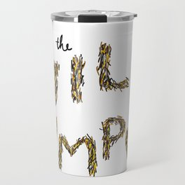 Let the wild rumpus start! Travel Mug