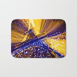 Supernova Eiffel Bath Mat