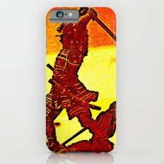 Ronin Red iPhone 6s Slim Case