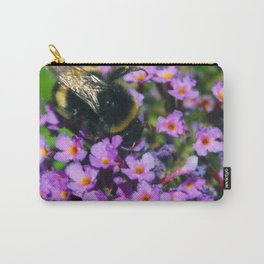 Busy Little Bee Carry-All Pouch