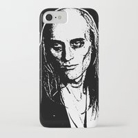 rocky horror picture show iPhone & iPod Cases featuring Riff Raff (Rocky Horror Picture Show) by Blake Lee Ferguson