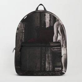 You Can't Go Back Home Backpack