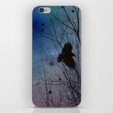 Just Around Midnight iPhone & iPod Skin