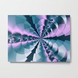 Sacred Geometry Metal Print