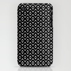Southwestern in Black and White - You Can Ride It iPhone (3g, 3gs) Slim Case