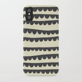 Scalloped Garland iPhone Case