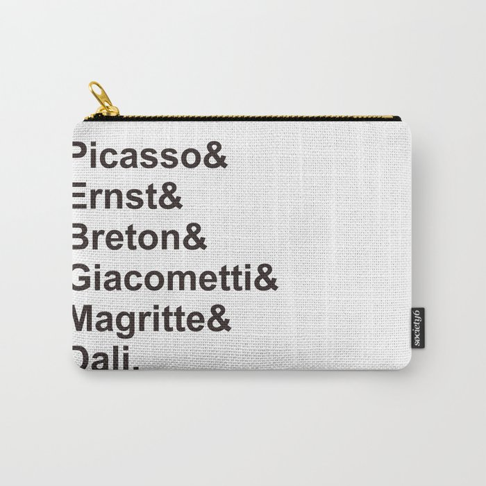 Surrealists Carry-All Pouch