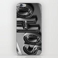 SoHo B&W iPhone Skin